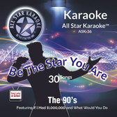 ASK-36 - Karaoke The 90's Greatest Hits