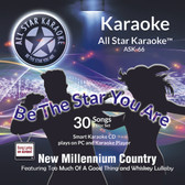 Karaoke New Millennium Country Hits (KW - 66, ASK - 66)