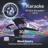 Karaoke Mix Country (KW - 70, ASK - 70)
