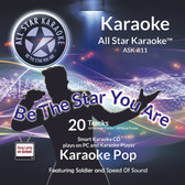 ASK-811 - Karaoke Pop,  Lavigne, Coldplay and many more