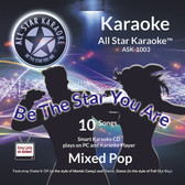 ASK-1003 - Karaoke Mix Pop, Adam Levine and many more