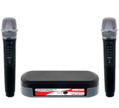 VocoPro SmartTVOke Karaoke Mixer with Digital Input and Wireless Microphones , Includes Digital Optical Cable to Connect to SmartTVs