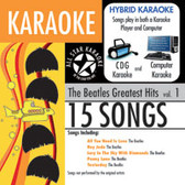 The Beatles Greatest Hits (Style of Beatles) Vol. 1 (ASK-1544)