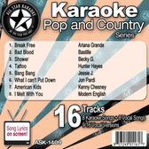 ASK-1409 AUGUST 2014 POP & COUNTRY