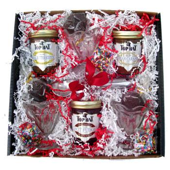Valentine's Day Dessert Party Gift Box