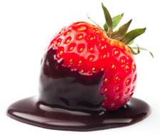 Fondue Strawberry