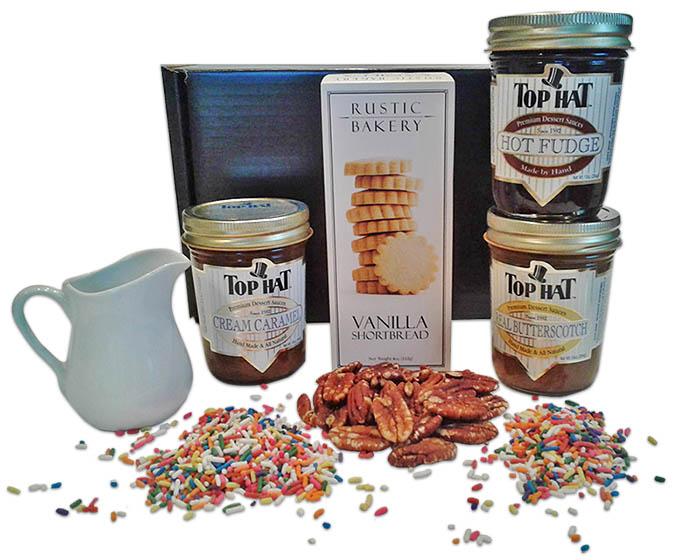 Stay Home & Make Sundaes Gift Box