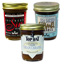 Caramel Trifecta Gift Box Trio