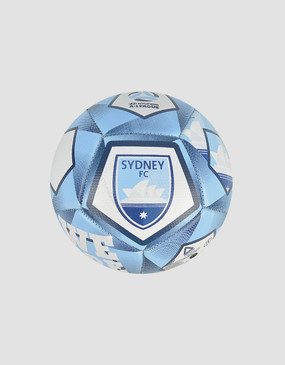 Sydney FC Supporter Skill Ball - Size 1