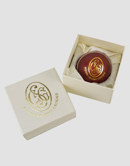 SCG Cricket Ball