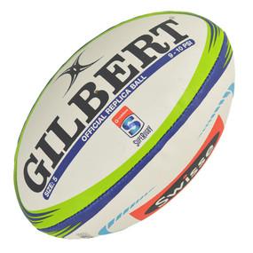 Waratahs Super Rugby Replica Gilbert Football