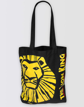 Lion King Tote Bag - canvas