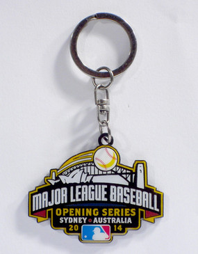 MLB 2014 Opening Series Keychain
