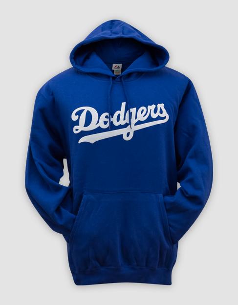 1eee715b3 MLB LA Dodgers Adults .300 Hitter Hoody - Playbill Pty Ltd