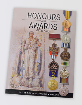 Honours and Awards of The Army Book