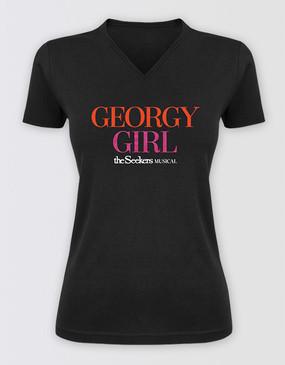 Georgy Girl Ladies Logo Tee