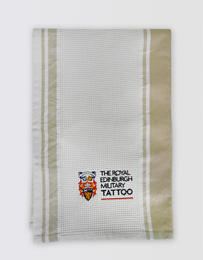 The Royal Edinburgh Military Tattoo Tea Towel