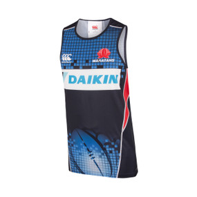 Waratahs 2017 Mens Training Singlet