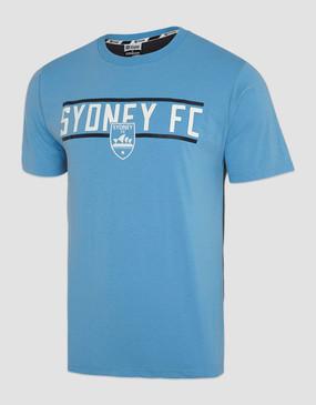 Sydney FC 17/18 Mens Core Tee