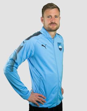 Sydney FC 17/18 Puma Adults Club Training Jacket