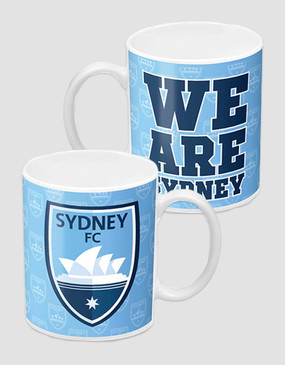 Sydney FC Coffee Mug - We Are Sydney