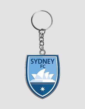 Sydney FC Logo Keyring