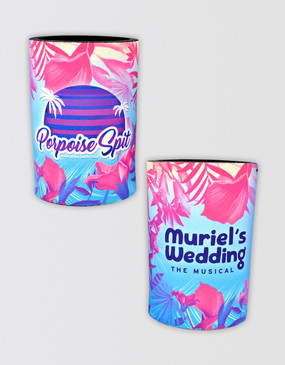 Muriel's Wedding Stubby Holder