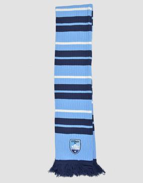 Sydney FC Rib Knit Scarf
