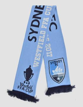 Sydney FC 2017 FFA Cup Winners Scarf