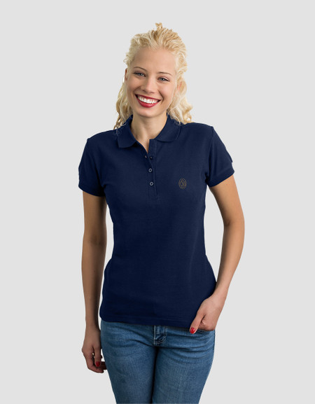 SCG Ladies Navy Sport Polo