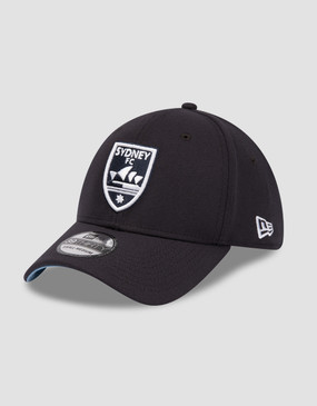 Sydney FC New Era 39THIRTY Navy Cap