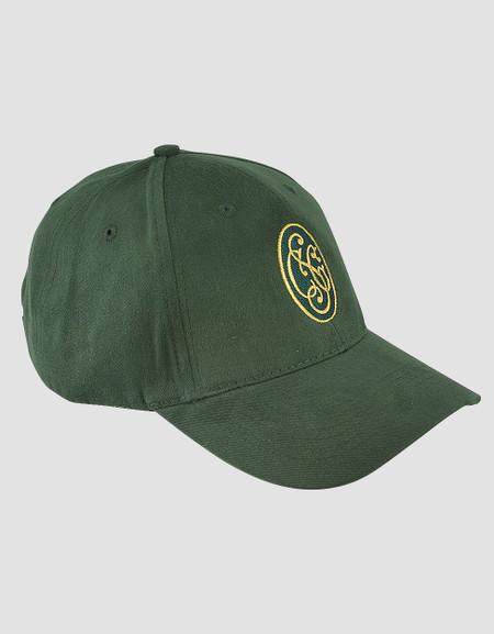 SCG Logo Green Cap
