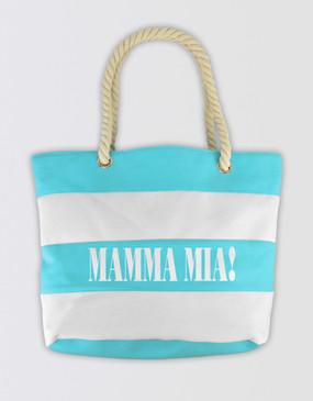 Mamma Mia! Beach Bag