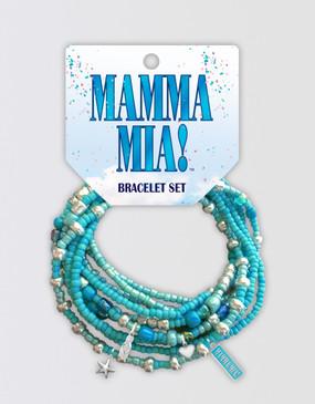 Mamma Mia! Beaded Bracelet