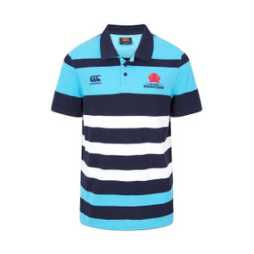 Waratahs 2018 Adults Yarn Dye Polo