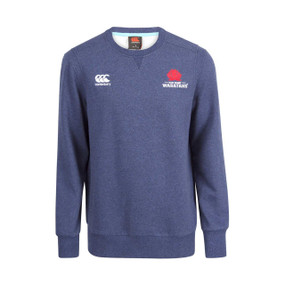 Waratahs 2018 Adults Fleece Crew Top