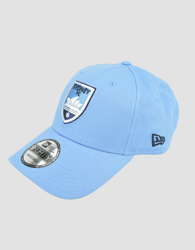Sydney FC New Era 9FORTY Sky Blue Cap