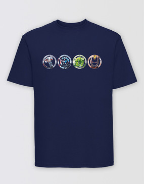Marvel's Avengers - Adults Icon T-Shirt