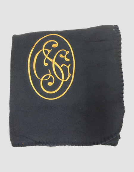 SCG Fleece Navy Blanket