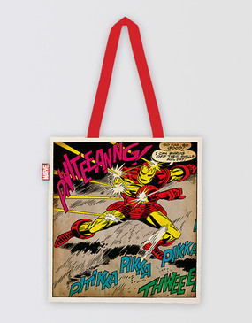 Marvel's Avengers - Iron Man Tote Bag