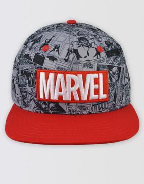 Marvel's Avengers - Marvel Logo Cap
