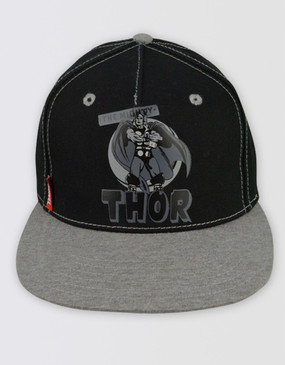 Marvel's Avengers - Thor Black/Grey Cap