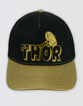 Marvel's Avengers - Thor Black/Gold Cap