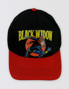 Marvel's Avengers - Black Widow Cap