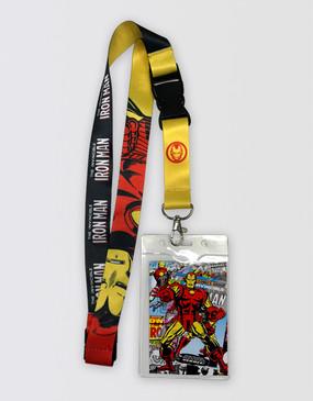 Marvel's Avengers - Iron Man Lanyard