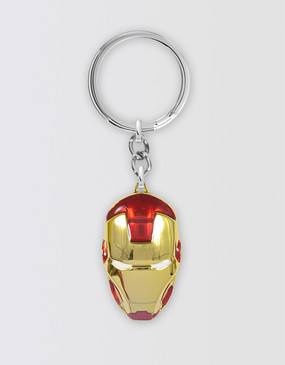 Marvel's Avengers - Iron Man Mask 3D Keyring
