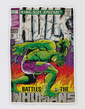 Marvel's Avengers - The Hulk Tea Towel
