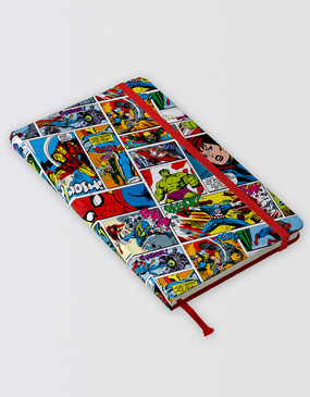 Marvel's Avengers - Notebook