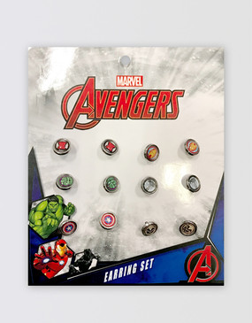 Marvel's Avengers - Earrings Set of 6