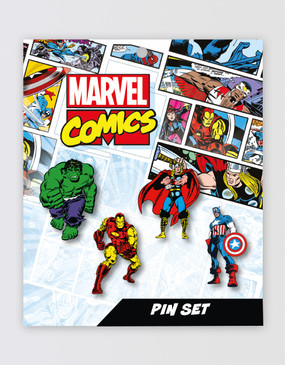 Marvel's Avengers - Pin Set A